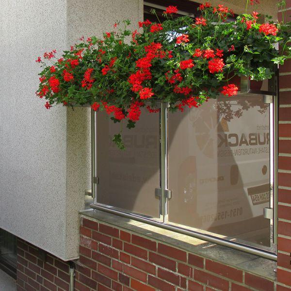 Edelstahl Naturstein Design Berlin Schonefeld Windschutz