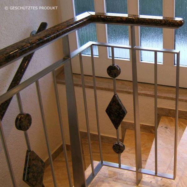 edelstahl naturstein design berlin sch nefeld edelstahlgel nder edelstahlgel nder. Black Bedroom Furniture Sets. Home Design Ideas
