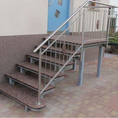 Freitragende außentreppe preise