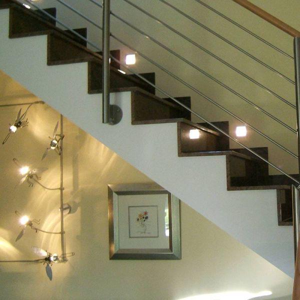 Marmor Treppen edelstahl naturstein design berlin schönefeld natursteintreppen
